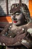 Deity van Bali van steen Royalty-vrije Stock Fotografie