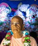 Deity van Prabhupada van iskcon Royalty-vrije Stock Afbeelding