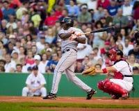 Deivi Cruz, Baltimore Orioles Royalty Free Stock Image