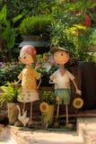 Deixe-nos ir jardinar Fotografia de Stock