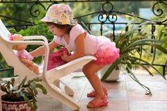 Deixe-nos ir para uma caminhada! Imagem de Stock Royalty Free