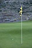 Deixe-nos jogar o golfe Fotografia de Stock Royalty Free