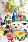 Deixe-nos party Imagens de Stock