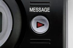 Deixe uma mensagem Fotografia de Stock
