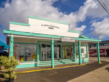 DejaVu kipieli sklep w Kapy ` miasteczko Zdjęcia Stock