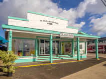 DejaVu kipieli sklep w Kapy ` miasteczko Obraz Royalty Free