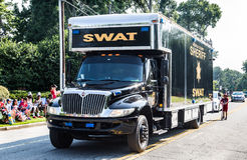 DeKalb County SWAT Royalty Free Stock Photo
