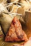 dekatyzujący klucha ryż Obrazy Stock