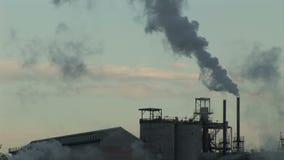 Dekatyzuje iść w atmosfera przemysł ciężkiego i dymi zbiory