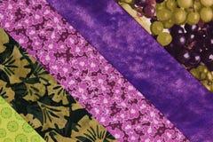 Dekbed blok-purple Royalty-vrije Stock Foto's