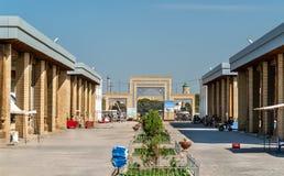 Dekhon Bazaar in Khiva, Uzbekistan Stock Photo