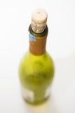 Dekiel butelki wino Fotografia Royalty Free