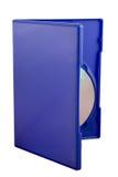 Dekking DVD Royalty-vrije Stock Afbeelding