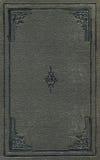Dekking van een oud boek. Royalty-vrije Stock Foto