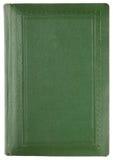 Dekking van een oud boek royalty-vrije stock afbeelding