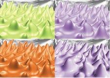 Dekkleure textuur Stock Foto