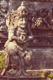 Dekor auf Bali stockfotos