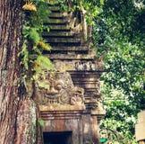 Dekor auf Bali stockbild