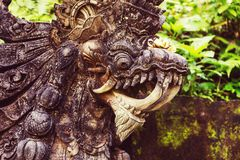 Dekor auf Bali lizenzfreie stockbilder