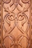 Dekor av dörren royaltyfria foton