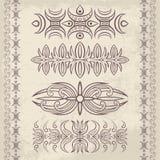 Dekor elements1 Royaltyfria Bilder