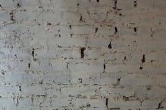 Dekor und Designraumdachbodenartbacksteinmauer Stockfotos