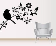 dekoraci ściana Zdjęcia Stock