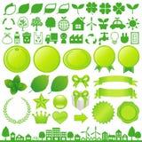 dekoraci eco Zdjęcia Royalty Free