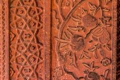 dekoraci fatehpur ind sikri Zdjęcie Royalty Free