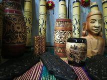 dekoraci gawai festiwalu dzień Fotografia Stock