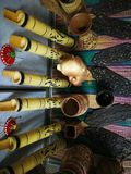 dekoraci gawai festiwalu dzień Fotografia Royalty Free