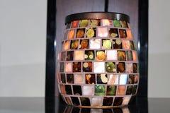 Dekoraci lampa Zdjęcie Royalty Free