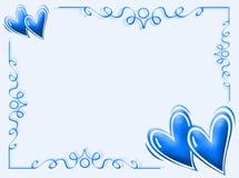 dekoraci miłość Obrazy Royalty Free