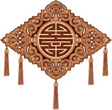 dekoraci orientalny ornamentu wzór Fotografia Stock