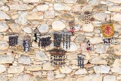 Dekoraci pamiątka w Starym Datca, Turcja Obraz Royalty Free