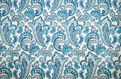 Dekoraci retro ścienny tło zdjęcie royalty free