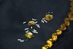 Dekoraci tkanina Zdjęcie Royalty Free