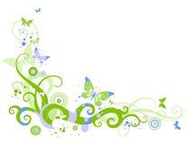 dekoraci wiosna Zdjęcia Stock