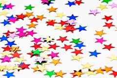 dekoracj gwiazdy Obraz Stock