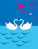 dekoracj valentines Zdjęcie Stock