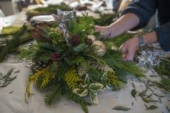 dekoracja Boże Narodzenie dekoracja zdjęcia royalty free