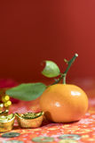 dekoracja chiński nowy rok Zdjęcie Royalty Free