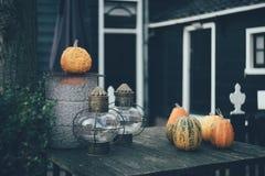 Dekoracja dla Halloweenowego przyjęcia zdjęcie royalty free