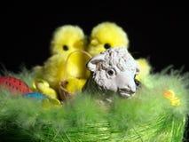 dekoracja Easter Obraz Royalty Free