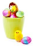 dekoracja Easter Zdjęcia Stock