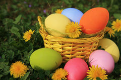 dekoracja Easter Zdjęcia Royalty Free