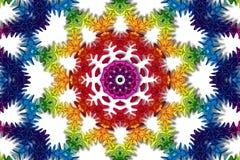 dekoracja kolorowa Obrazy Stock