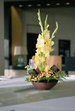 dekoracja kwiat Zdjęcie Stock