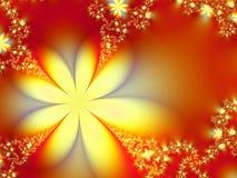 dekoracja kwiaty Zdjęcie Stock