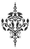 dekoracja kwiecista Obrazy Stock